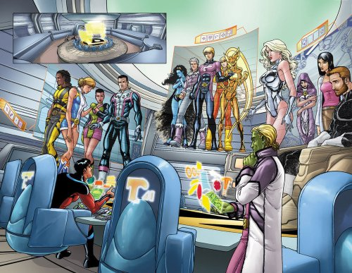 Legion_of_super_heroes_by_port