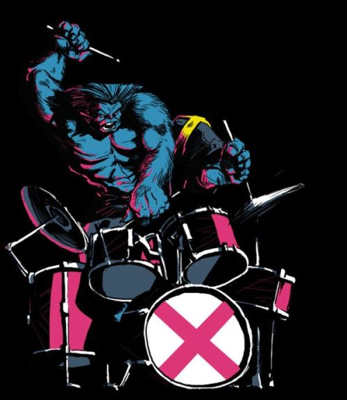 X-men-rock-illustrations-by-ja