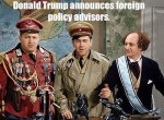 trump foreign policy advisers
